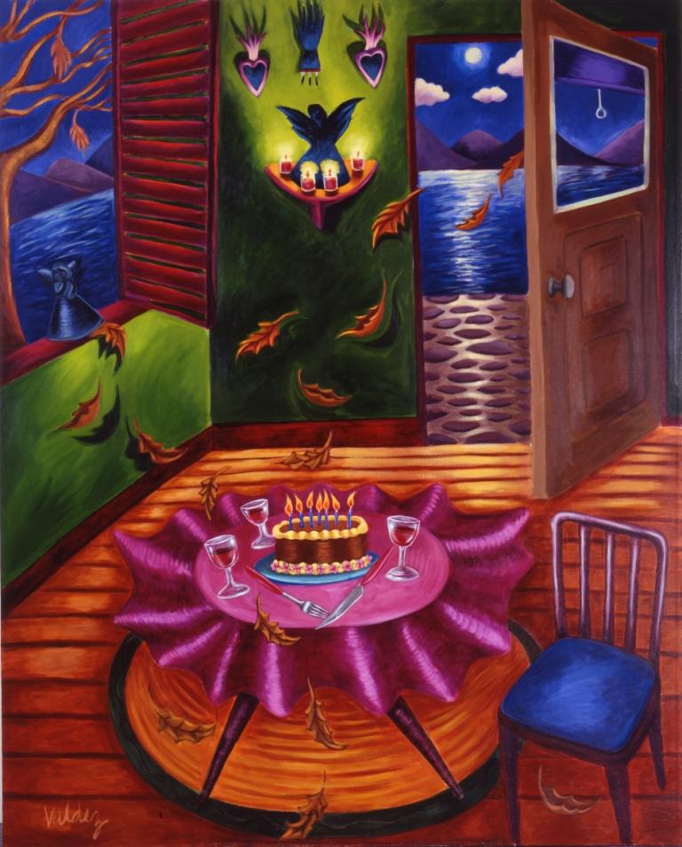 Patssi Valdez - Autumn, 2000