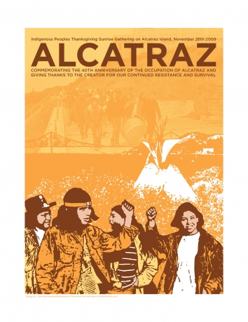 Jesus Barraza - Alcatraz, 2008