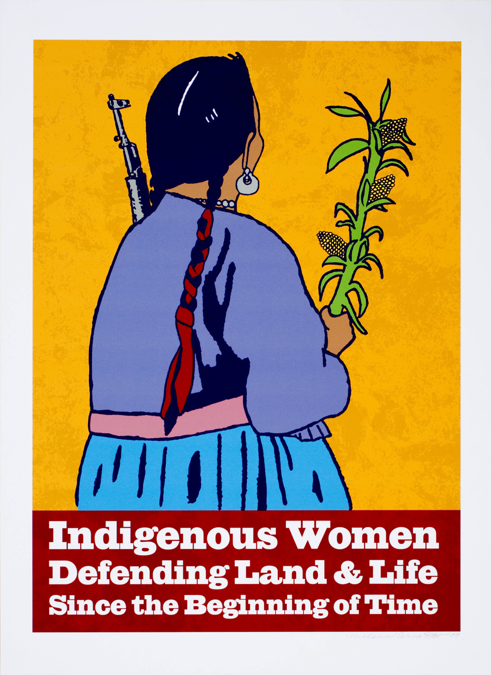 Melanie Cervantes - Indiginous Women Defending Land and Life