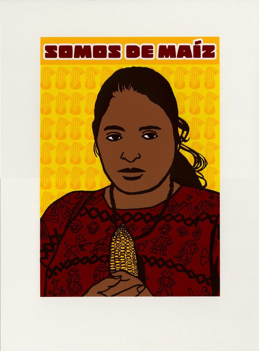 Melanie Cervantes - Somos de Maiz