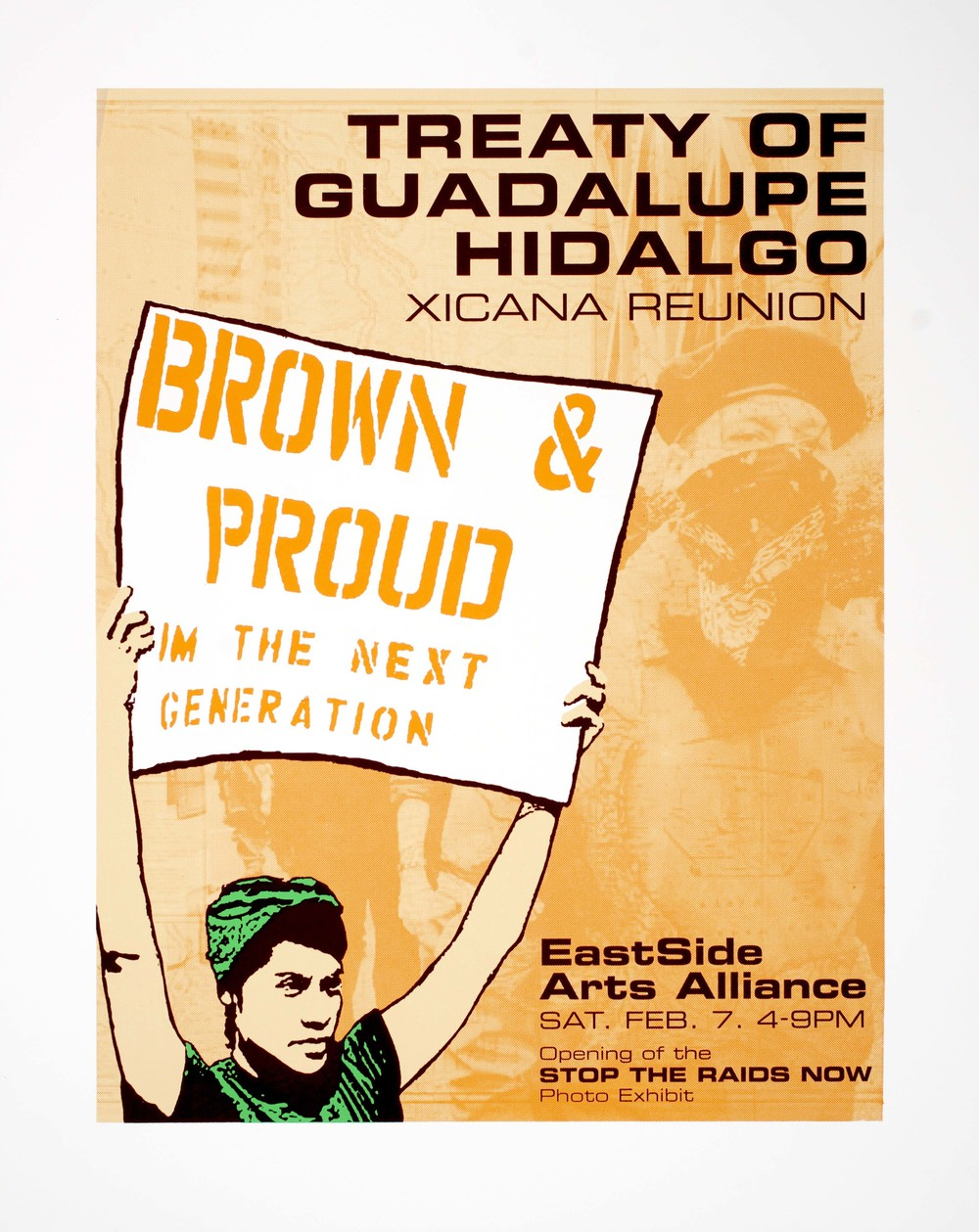 Melanie Cervantes et Barraza, Jesus - Treaty of Guadalupe Hidalgo Xicana Reunion