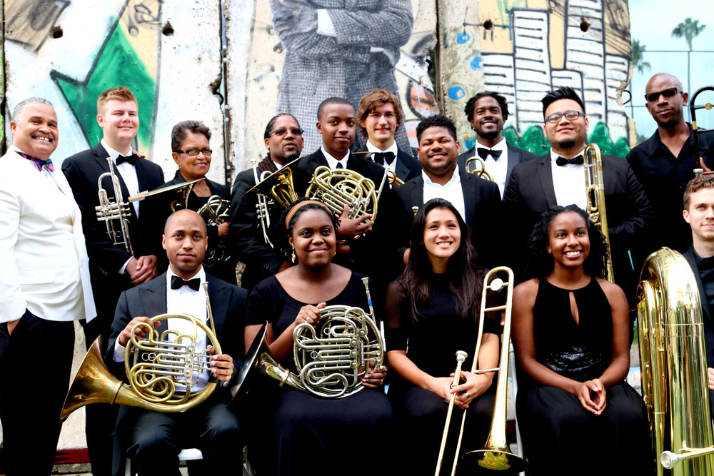 THE INNER CITY YOUTH ORCHESTRA