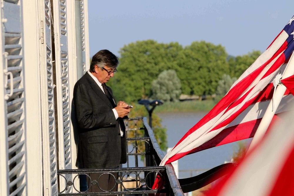 Deputy Mayor of Bordeaux, Stephan Delaux