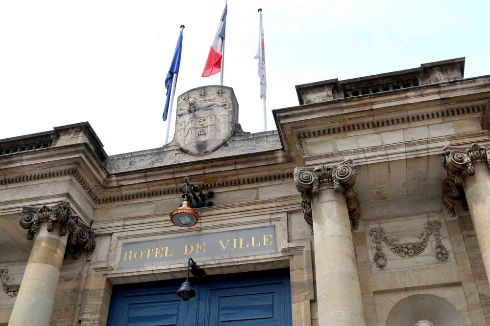 Bordeaux City Hall