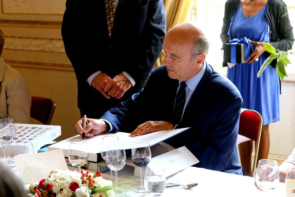 Mayor of Bordeaux, Alain Jupp