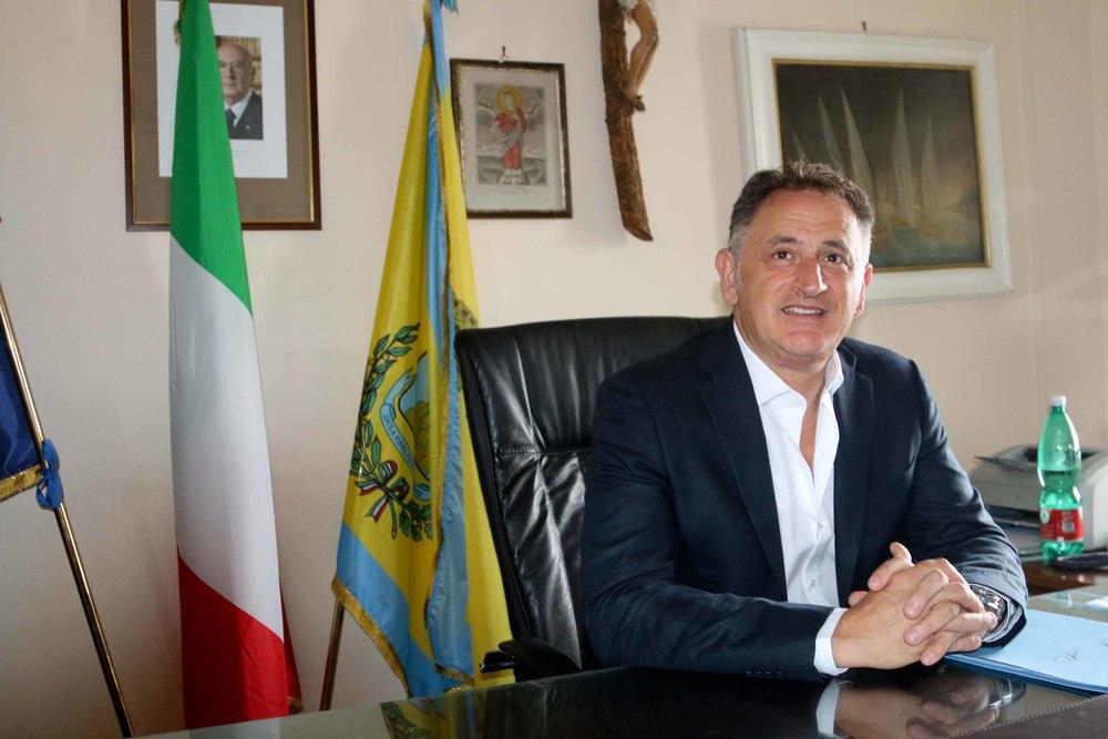 Mayor of Ischia, Giuseppe Ferrandino