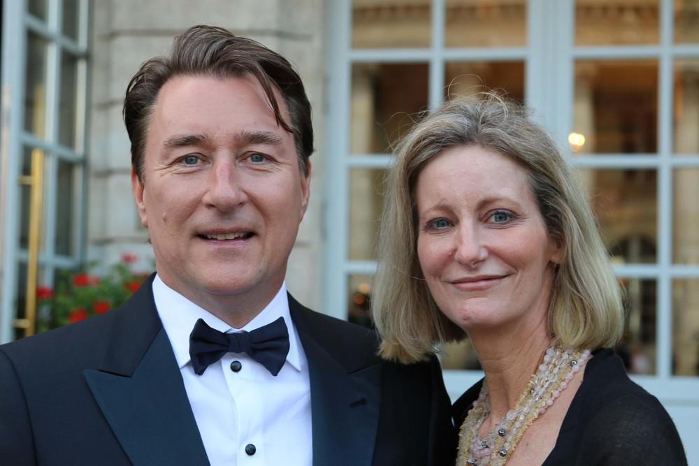 Peter McLaughlin and Jerri Perrone