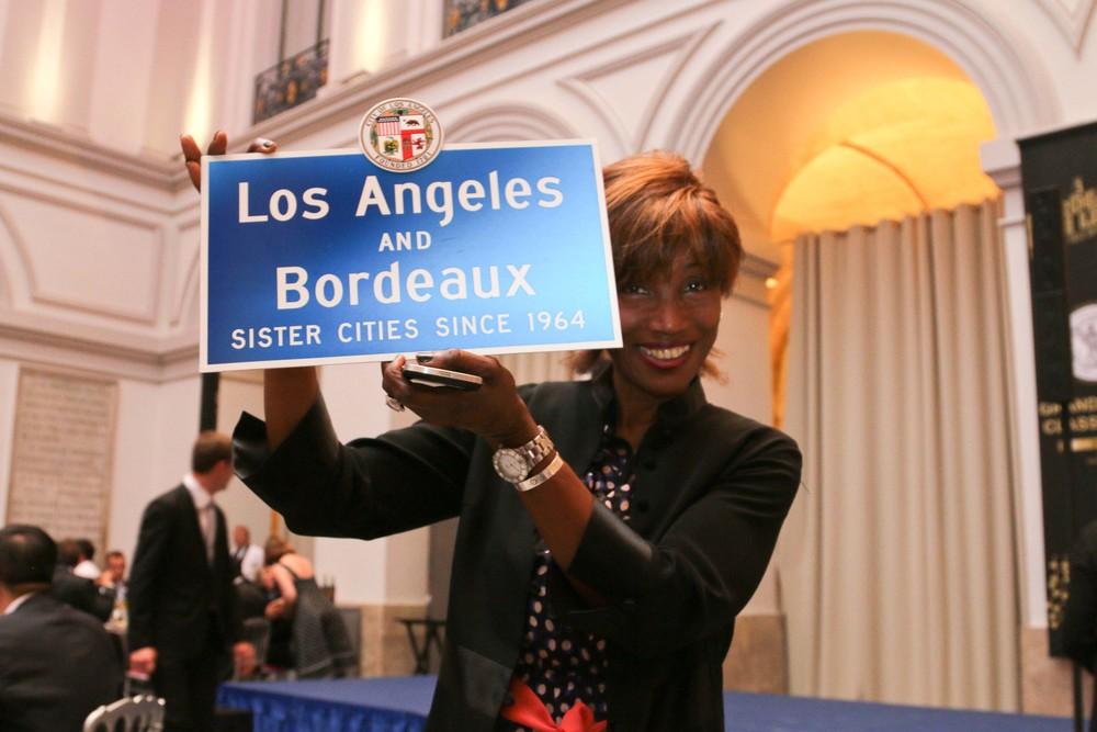 Sophie Senghor,Deputy Director General of International Relations, City of Bordeaux