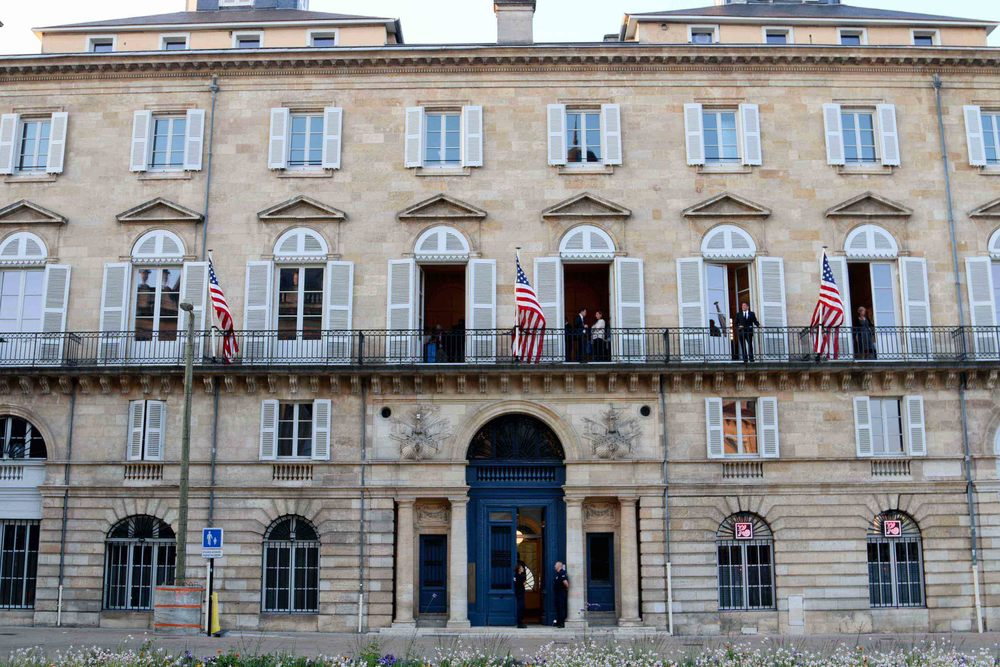 Fenwick House, Bordeaux
