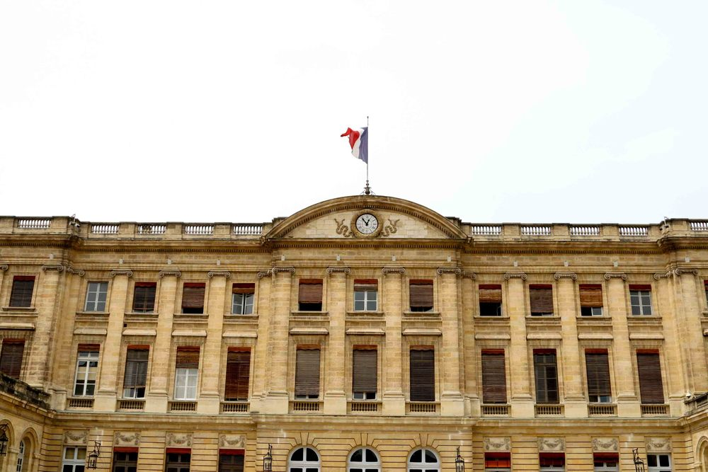 Bordeaux City Hall