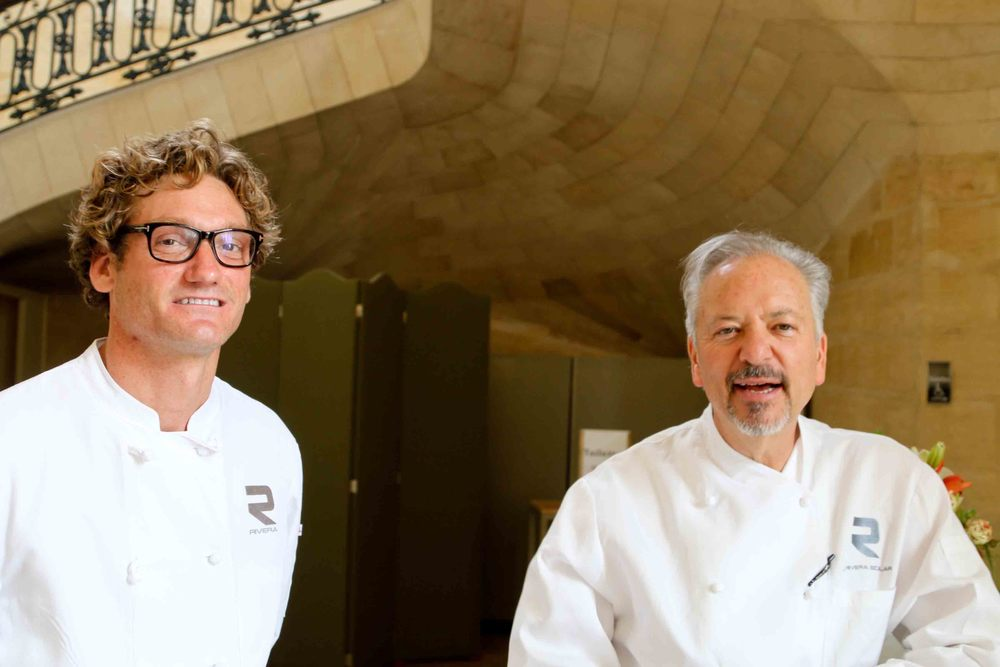 Andrew Douglas, Rivera Restaurant and Chef of Note, John Sedlar