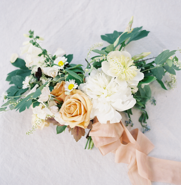 florals by Team Flower // photo by Heather Payne