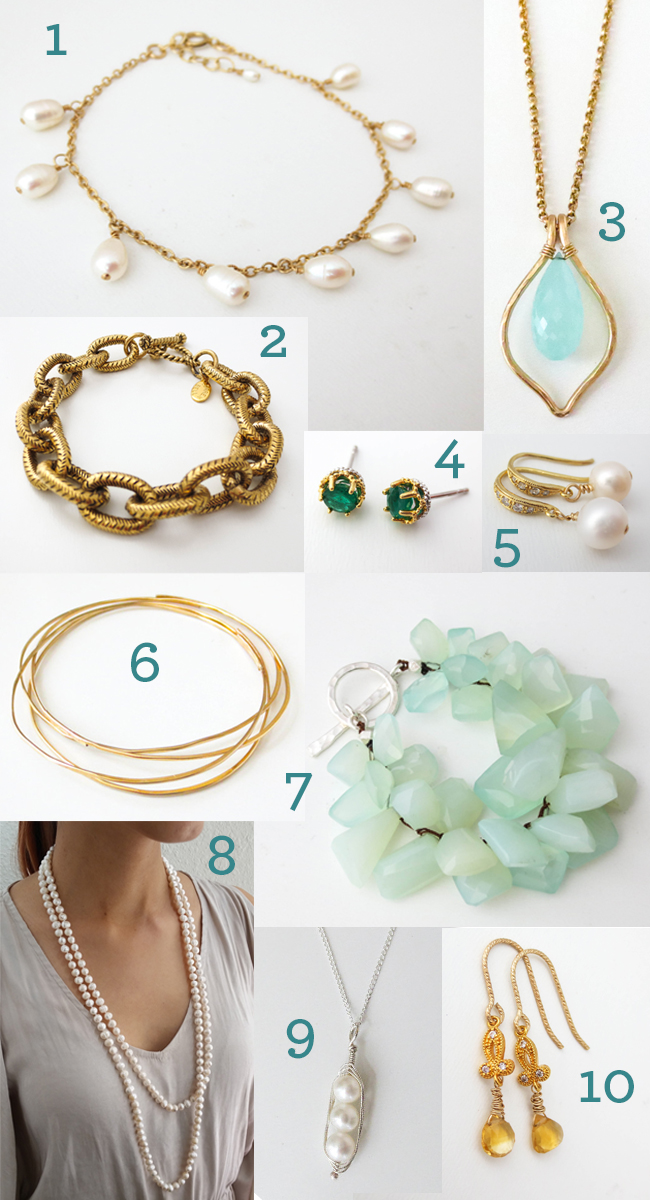 Top 10 Mother's Day Jewelry Ideas — Nan Lee Jewelry
