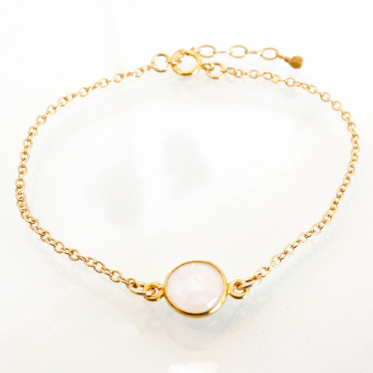 Nan Lee Design moonstone bracelet
