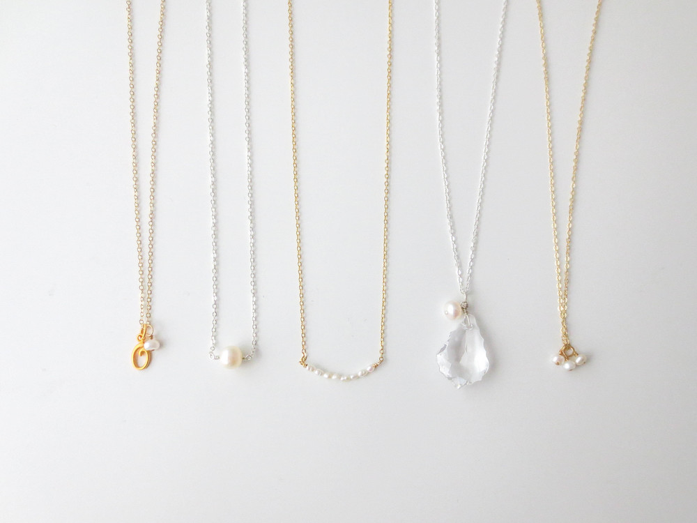 Nan Lee exclusives in Gold Filled and Sterling Silver