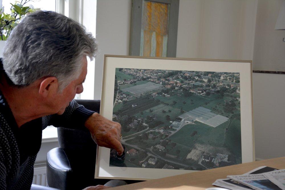 (IM)MATERIALENBIBLIOTHEEK - van de Lentse woningen die moesten wijken voor de SpiegelwaalHeeft de ontwikkeling van de Spiegelwaal invloed gehad op jou? Deel jouw verhalen en herinneringen met Florian.