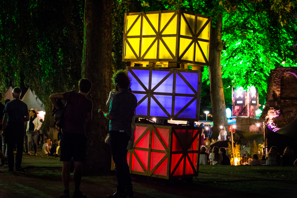Hofbakens @ Valkhof Festival