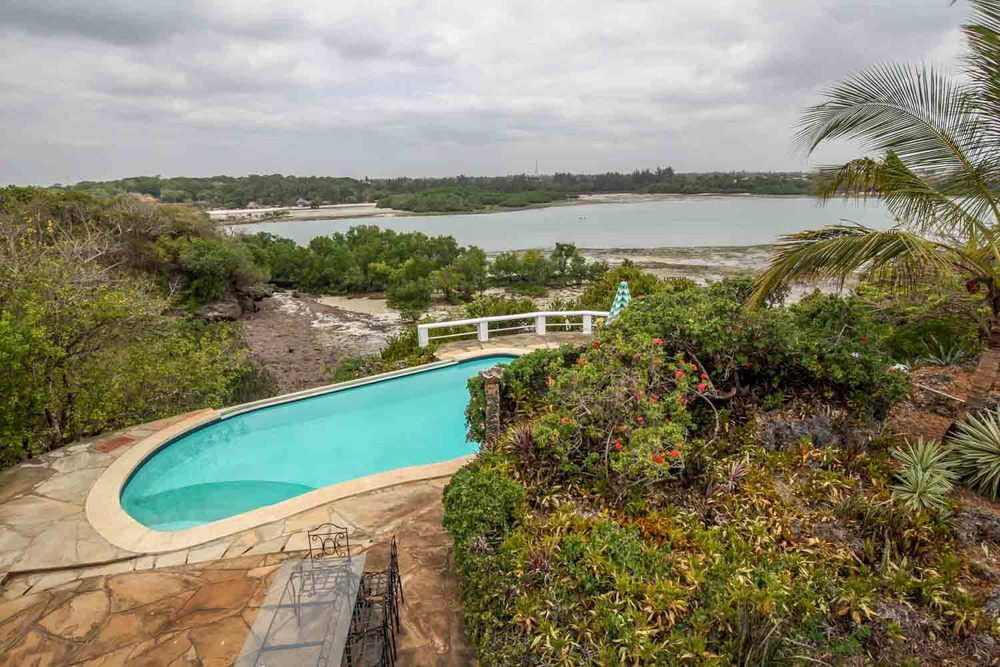 Mtwapa Creek - Shanzu South - 1 Acre - Asking 120M