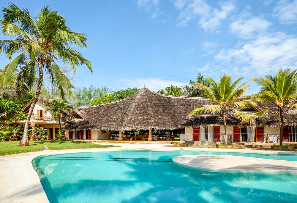 Bulloch House - Bofa BeachSleeps 14KES 35,000 to 45,000 per day