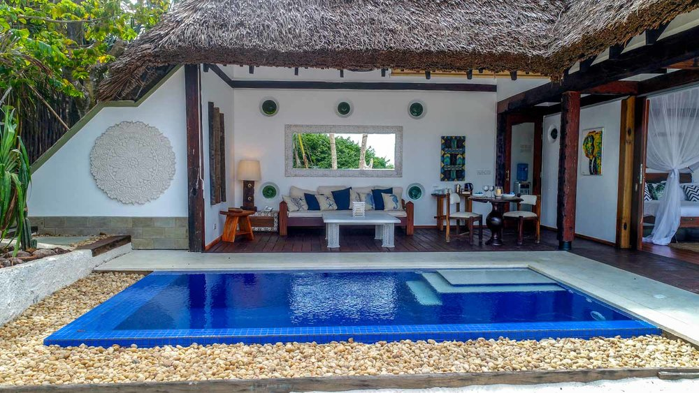 Azhari - diani beachsleeps 2from Kes.35,000 per day*air-conditioned*