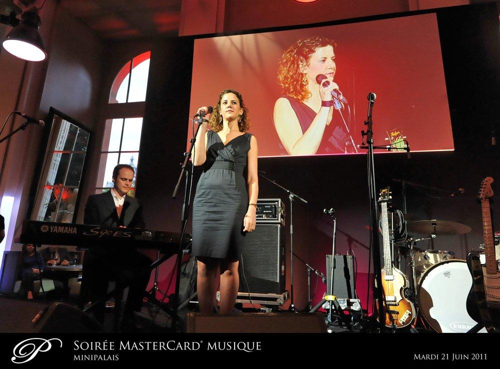 Concert au Minipalais PARIS