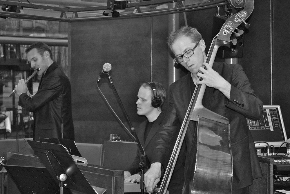 Série de concerts pour les Bateaux Parisiens