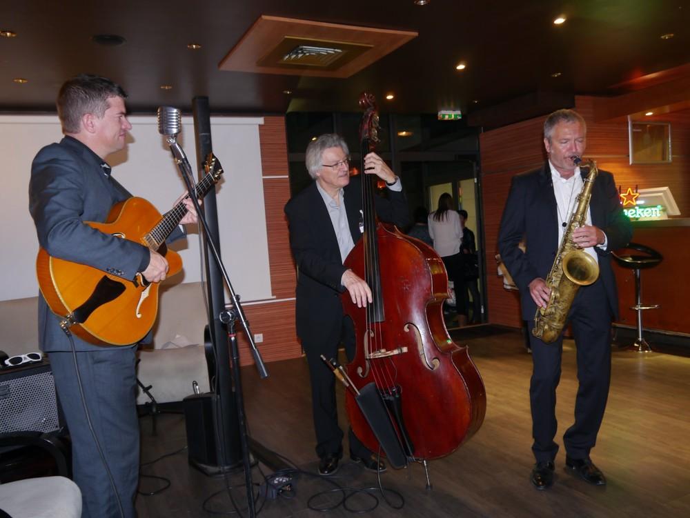 Gig avec le trio de Pierre-Yves SORIN