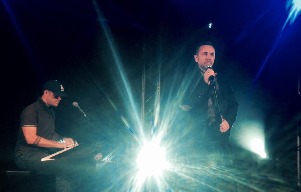 SOUNDCHECK avec Thomas Boissy avant le concert du soir au centre pompidou de Metz
