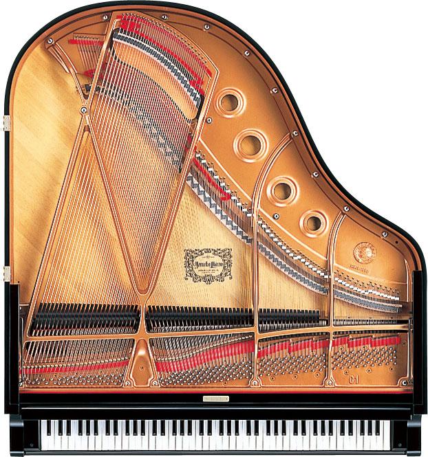 Yamaha Grand Piano GB1