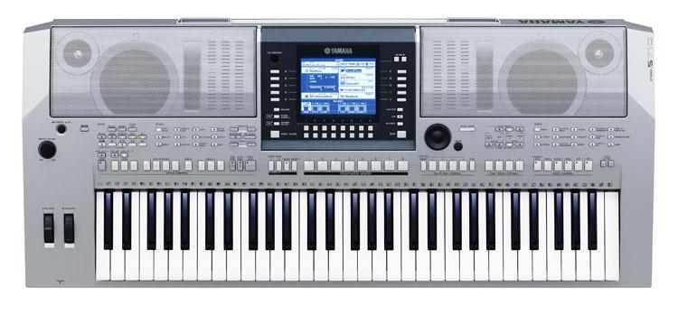 Yamaha Keyboard - PSR s710