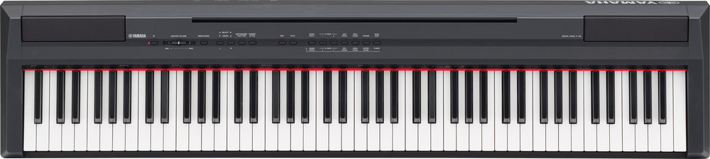 Digital piano  - Yamaha P105b
