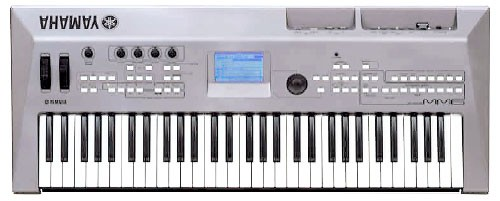 Yamaha Music Synthetizer MM6