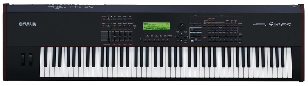 Yamaha Music Synthetizer S90ES