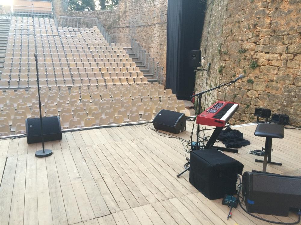 Théâtre de 600 places