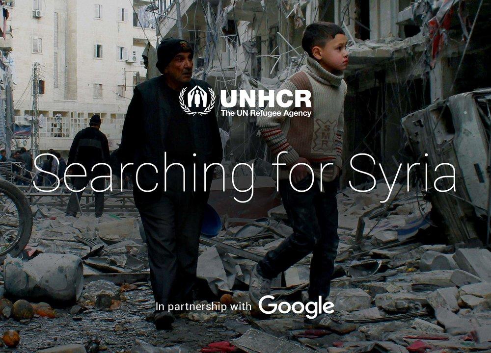 Search For Syria    Responsive web design & build, UI/UX design, social