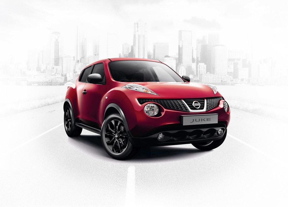 Nissan Global   Responsive web design & build, car configurator