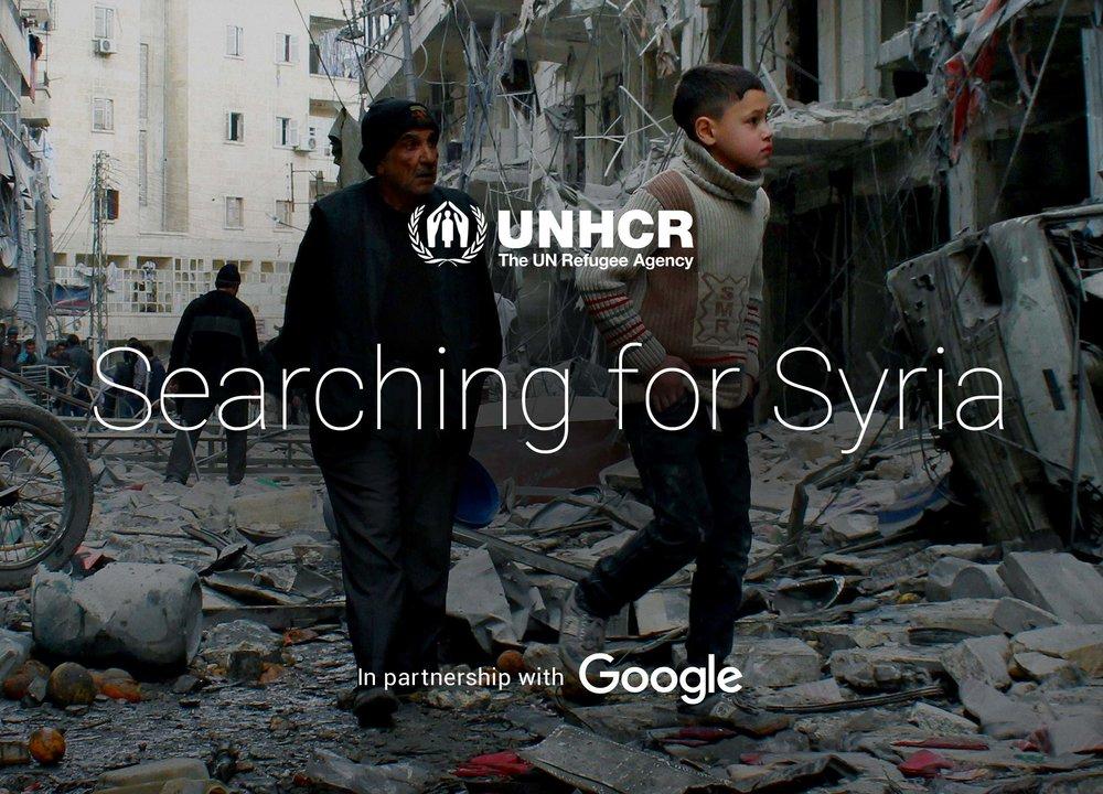 Search For Syria    Responsive web design & build, UX, UI, user testing, design, social