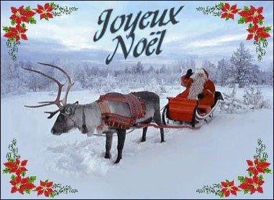 jul på fransk