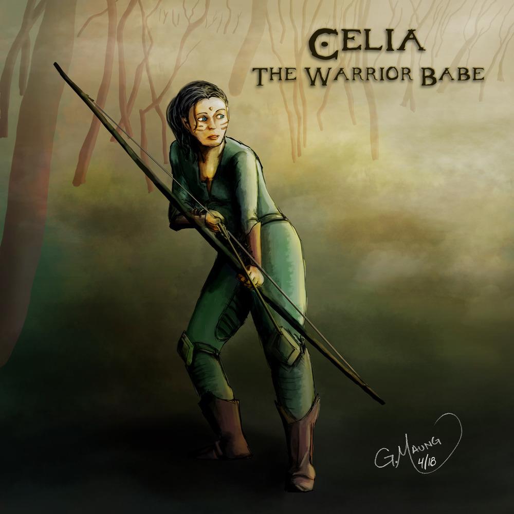Celia Concept Art