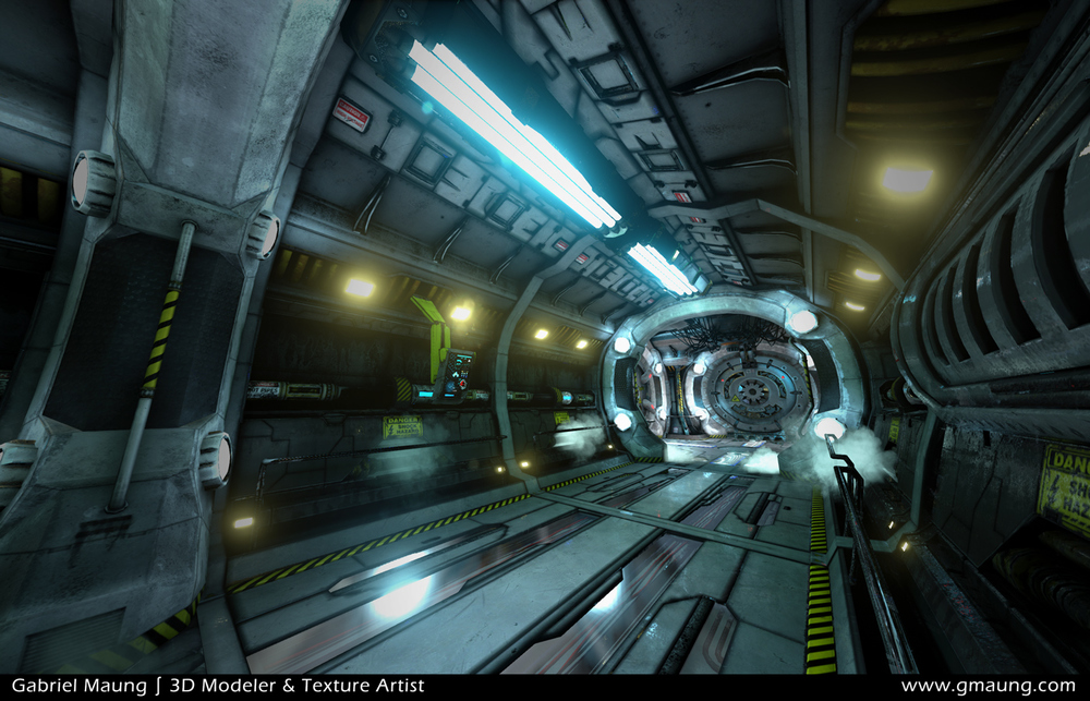 Sci-Fi-Hallway-Environment-UE4-Beauty-Shot-01