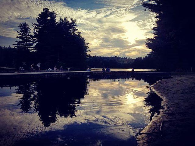 #unifierfestival #sunset #beachlife #yogabeach