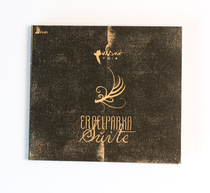 CD-Album Design for Pulsar Trio's Debut Album »ErpelparkaSuite«