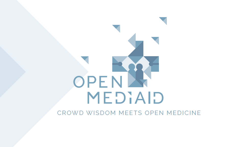 OPENMEDiAID Businesscard Design
