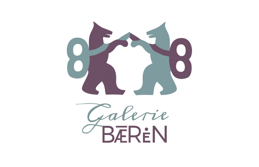 Logo Design for Art and Salon Gallery Berlin