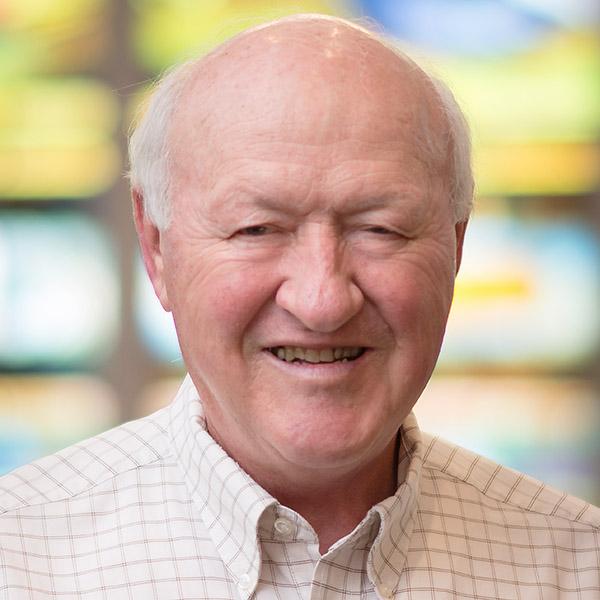 Pr. Larry Trachte - Preaching Pastor