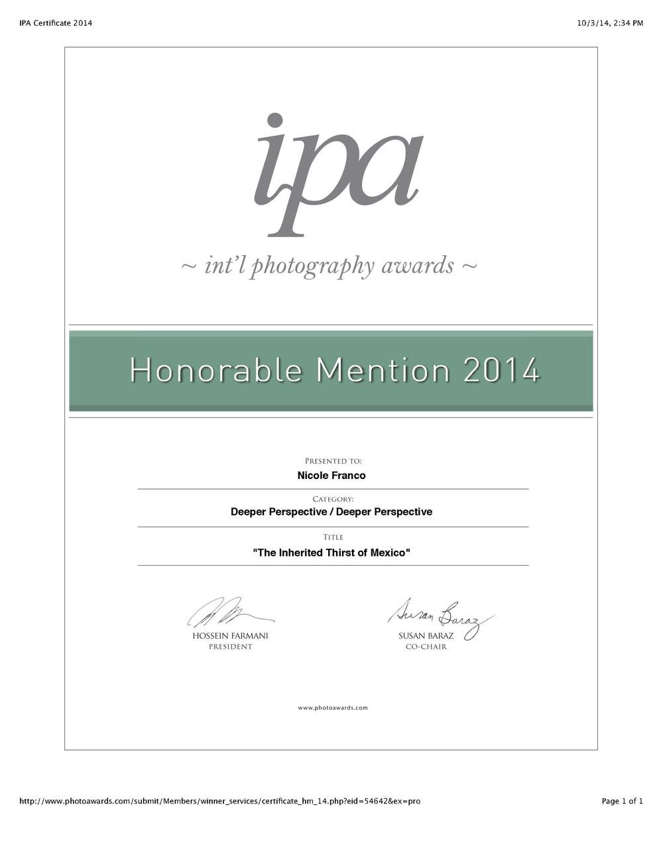 IPA Certificate 2014.jpg