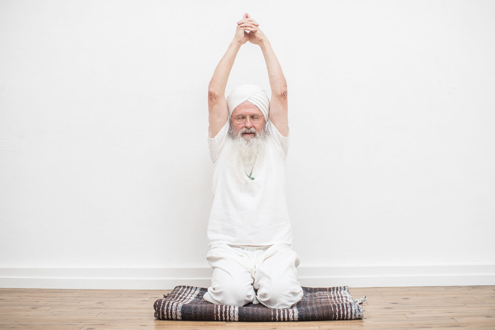 A Kundalini Yoga Experience -