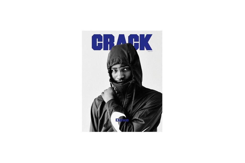 DAVE FOR CRACK MAGAZINE
