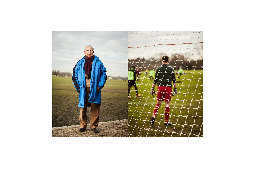 JOHNNY WALKER | HACKNEY MARSHES
