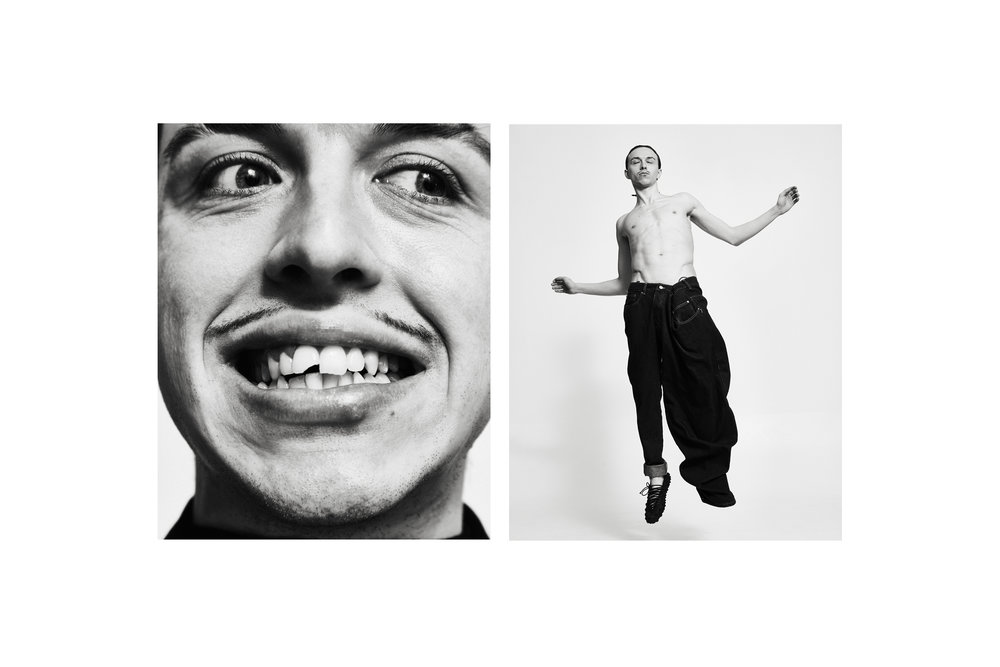 TOMMY CASH FOR CLASH MAGAZINE